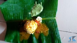 'Ittu', a Konkani delicacy made by my mom Bindu Kini